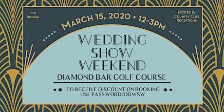 DBGC Wedding Show Weekend 2020 tickets