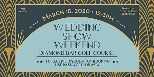 DBGC Wedding Show Weekend 2020
