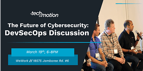 The Future of Cybersecurity: DevSecOps Discussion tickets