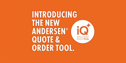 Andersen iQ+ Regional Training - Curtis Lumber Afternoon Session
