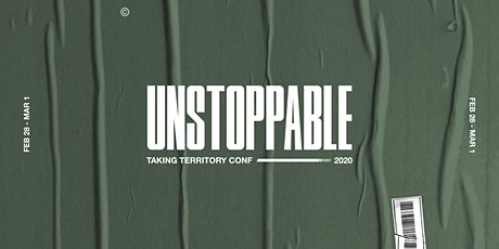 Taking Territory Conference 2020 - Unstoppable tickets