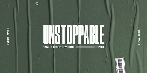 Taking Territory Conference 2020 - Unstoppable