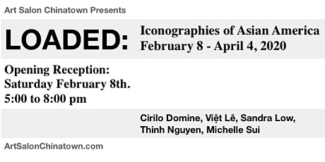 LOADED: Iconographies of Asian America tickets