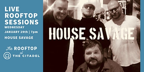 Wednesday Live Sessions ft. House Savage tickets