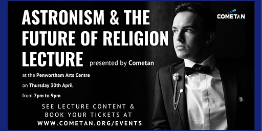 Astronism & The Future of Religion Lecture Event