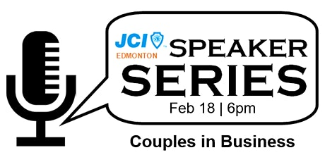 JCI Speaker Series| Couples in Business tickets