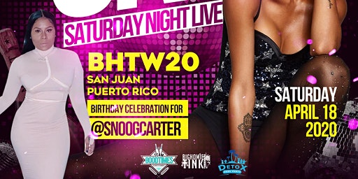 BHTW20 x Snoog Carter