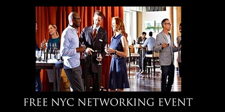 Free NYC Networking Event tickets