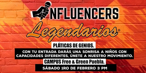 Pláticas de Genios / Influencers Legendarios