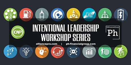 Intentional Leadership Workshop Series tickets