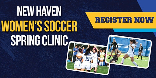 Women's Soccer 2020 Spring ID Clinic