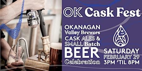 OK Cask Fest tickets