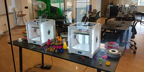 3D Printing for Beginners tickets