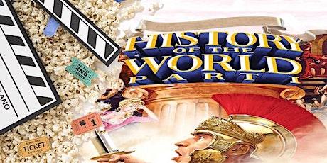 Mel Brooks' History of the world biglietti