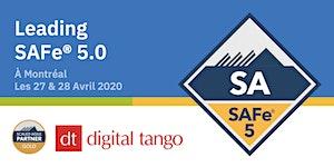 Leading SAFe® avec certification SA 5.0 - Montréal