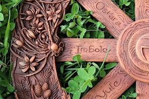 Kring van de 5 elementen in het teken van Imbolc