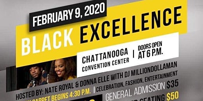 BEC (Black Excellence of Chattanooga) Award Show
