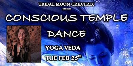 Conscious Temple Dance tickets