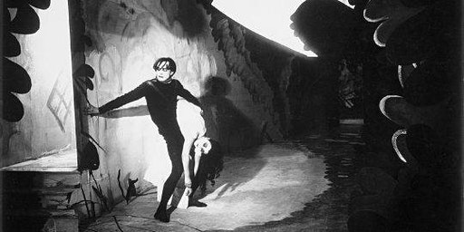 The Cabinet of Dr. Caligari w/ live accompaniment