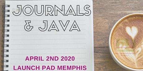 Journals & Java tickets