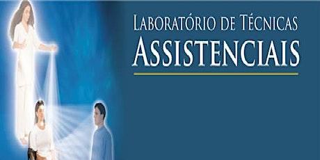 Laboratório de Técnicas Assistenciais - LTA ingressos