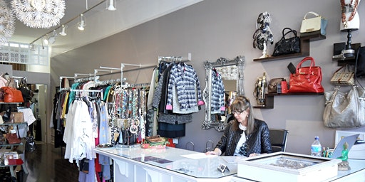 Sip and Shop with UpCycling & Styling Experts