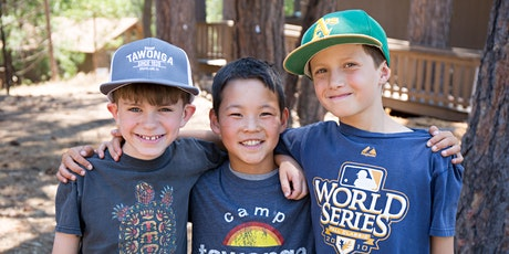 A Taste of Camp New Family Orientation - Peninsula/South Bay tickets