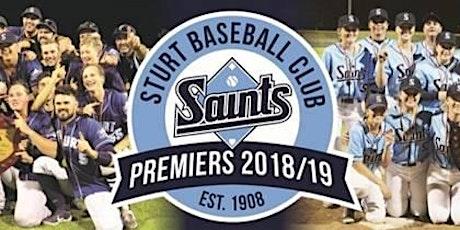Sturt Baseball Club Quiz Night tickets