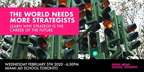The World Needs More Strategists tickets