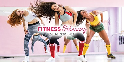 Sunvalley Shopping Center - Fitness February
