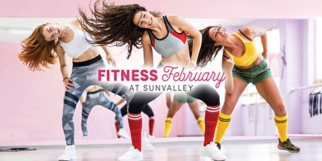 Sunvalley Shopping Center - Fitness February tickets