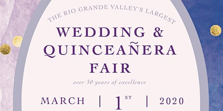 RGV Wedding & Quinceanera Fair tickets