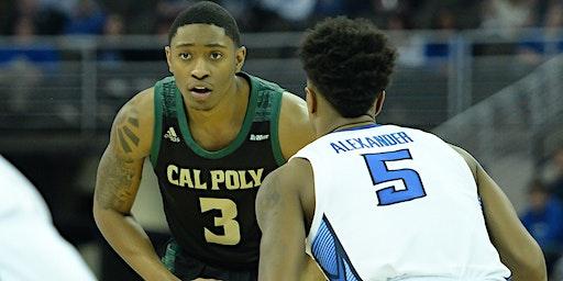San Luis Obispo Chapter Men's Basketball Pre-game social