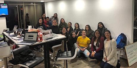 Female ONLY Developers Angular 8 Workshop entradas