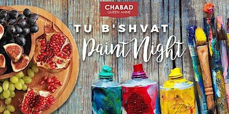 Tu B'Shvat Adult Paint Night tickets