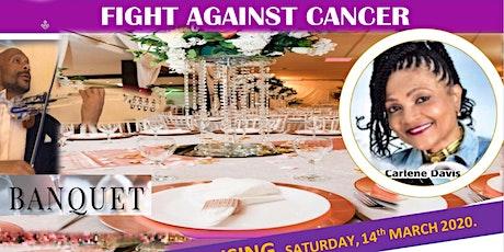 Charity Banquet with Meet & Greet CARLENE DAVIS tickets