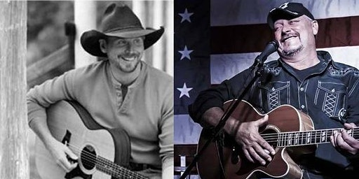 An evening with Nashville Singer/Songwriters Wynn Varble & Gary Hannan