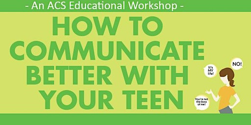 How to Communicate Better with Your Teen