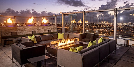 Insiderzedge Presents:  Networking at VU Rooftop tickets