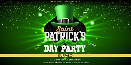Buffalo St. Patrick's Day Party Presented by Barcrawls.com tickets