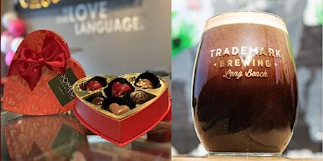 Pairing Event: Romeo Chocolates @ Trademark Brewing tickets