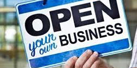 Open For Business tickets