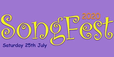 SongFest 2020 tickets