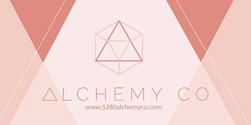Alchemy Co presents Genesis // a healing and empowerment event