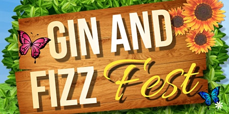 Gin and Fizz Fest tickets