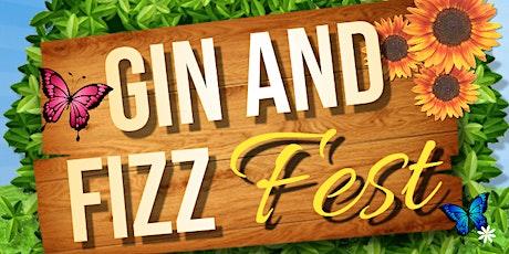 Gin & Fizz Fest tickets