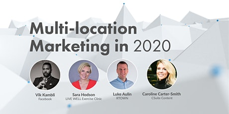Multi-Location Marketing tickets