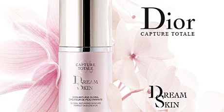 Discover your Dreamskin with Dior tickets