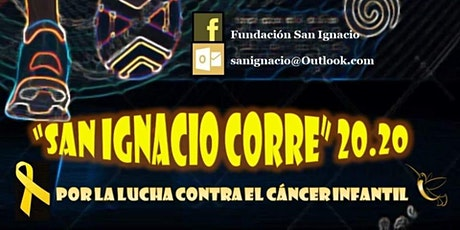 San Ignacio corre 2020 entradas