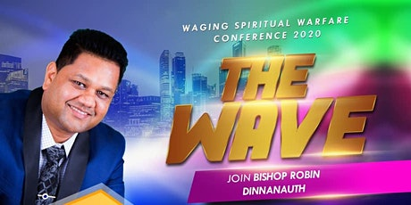The Wave: Waging Spiritual Warfare Conference 2020 tickets